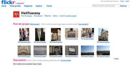 Flickr Visit Tuscany