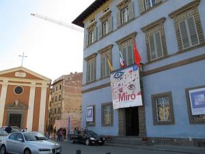 Palazzo Blu in Pisa
