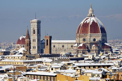 Firenze inverno