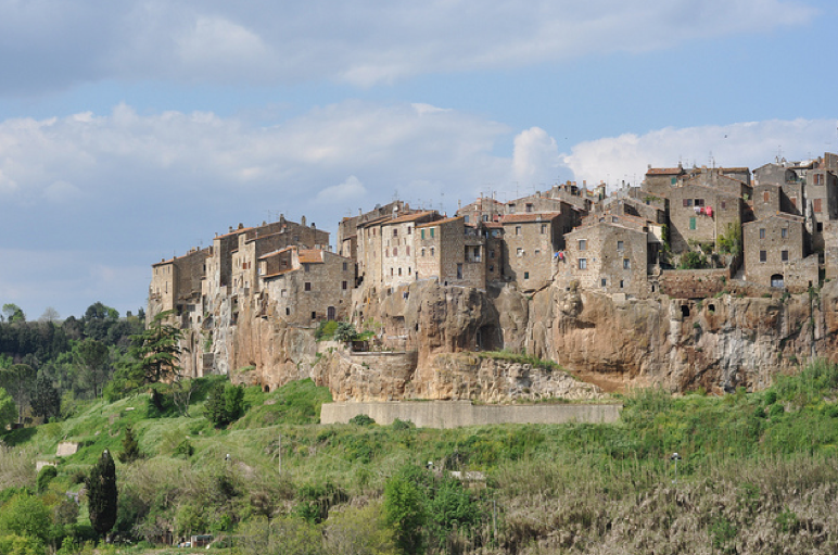 Pitigliano