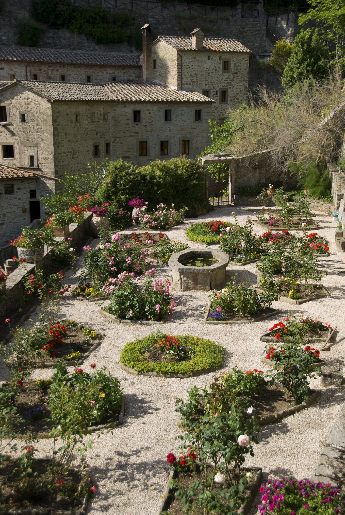 The Tuscan Garden Places Itineraries Trips Events