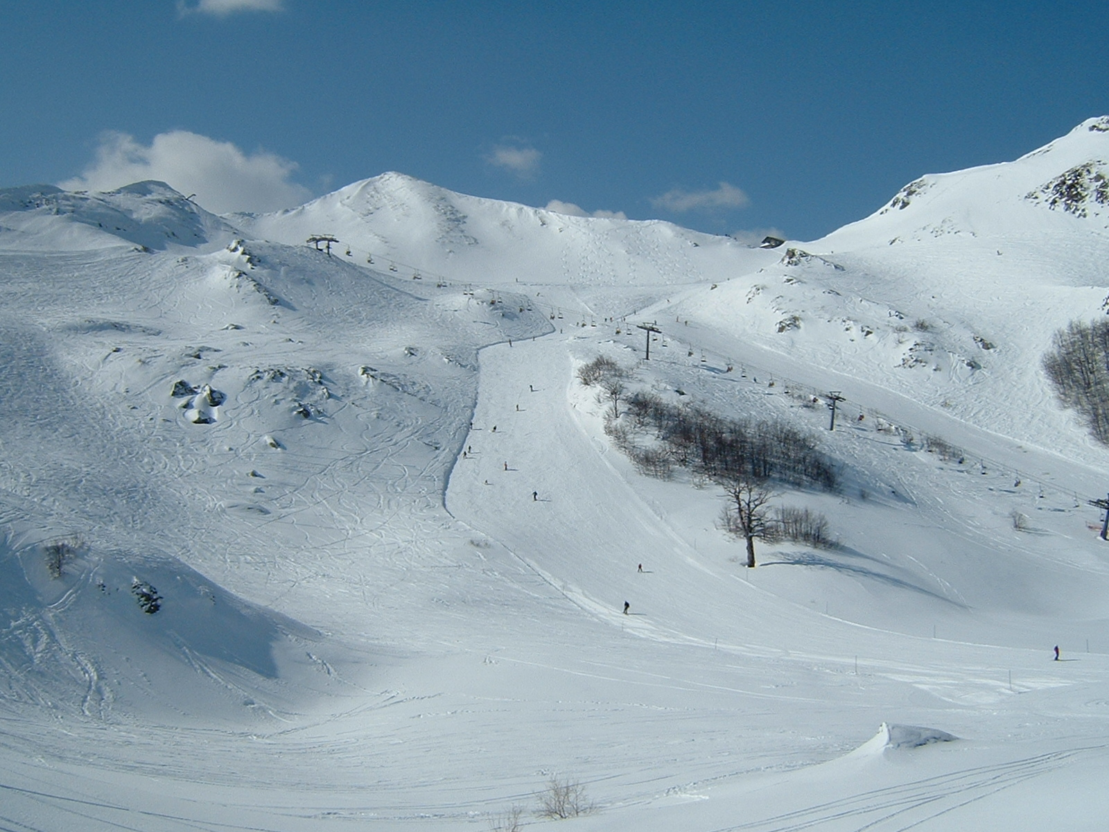 Skiing In Tuscany Yes You Can Visit Tuscany