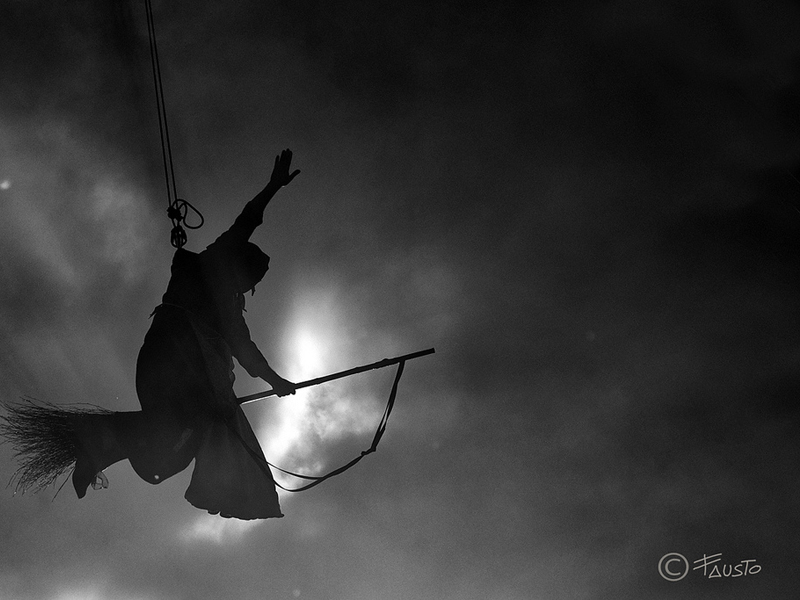 Befana [Picture Credits: Fausto Frassinetti http://ow.ly/gbY3y]