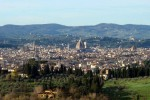 Florence seen from Fiesole [Photo Credits: FiesoleBike.it]
