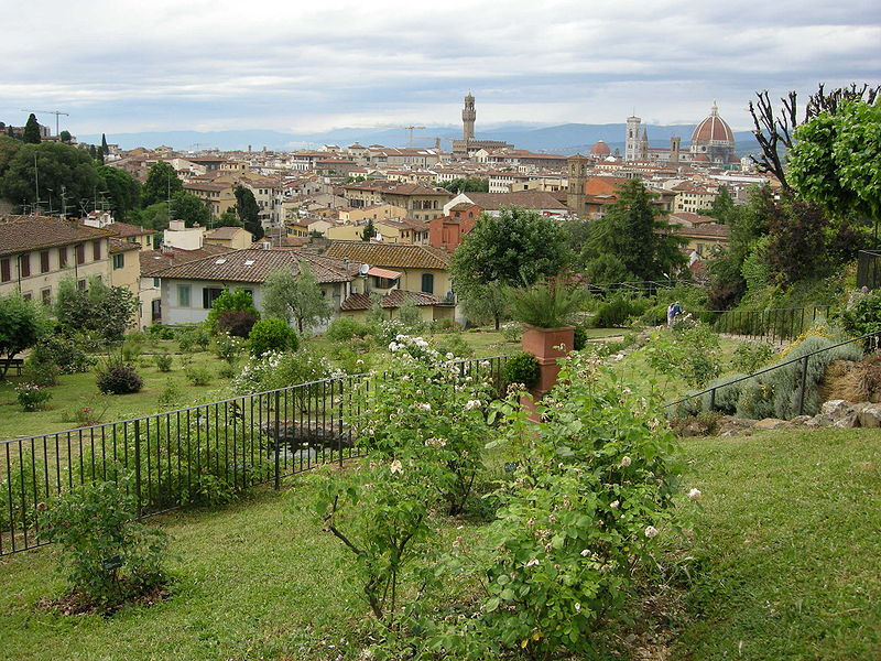Free Parks And Gardens In Florence Around Tuscany