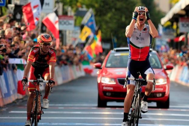 Rui Costa [Photo Credits: UCI Road World Championships Toscana2013]