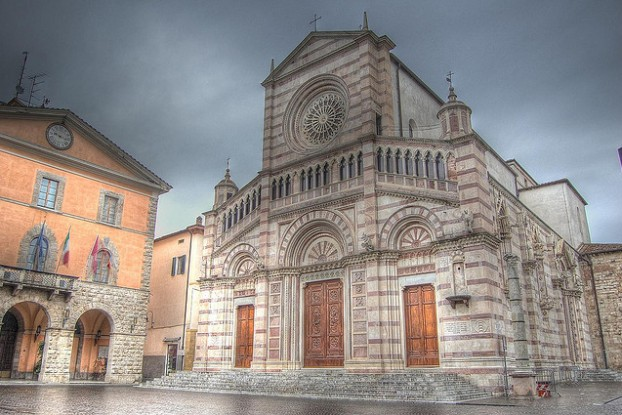 Grosseto's Cathedral [Photo Credits: nevicadaunpo]