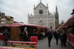 Weihnachtsmarkt in Santa Croce, Florence [Photo Credits: www.firenzeturismo.it]