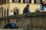 Love in Florence [Photo Credits: maculato]