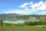 Montedoglio Lake