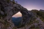 13) Tramonto dal Monte Forato