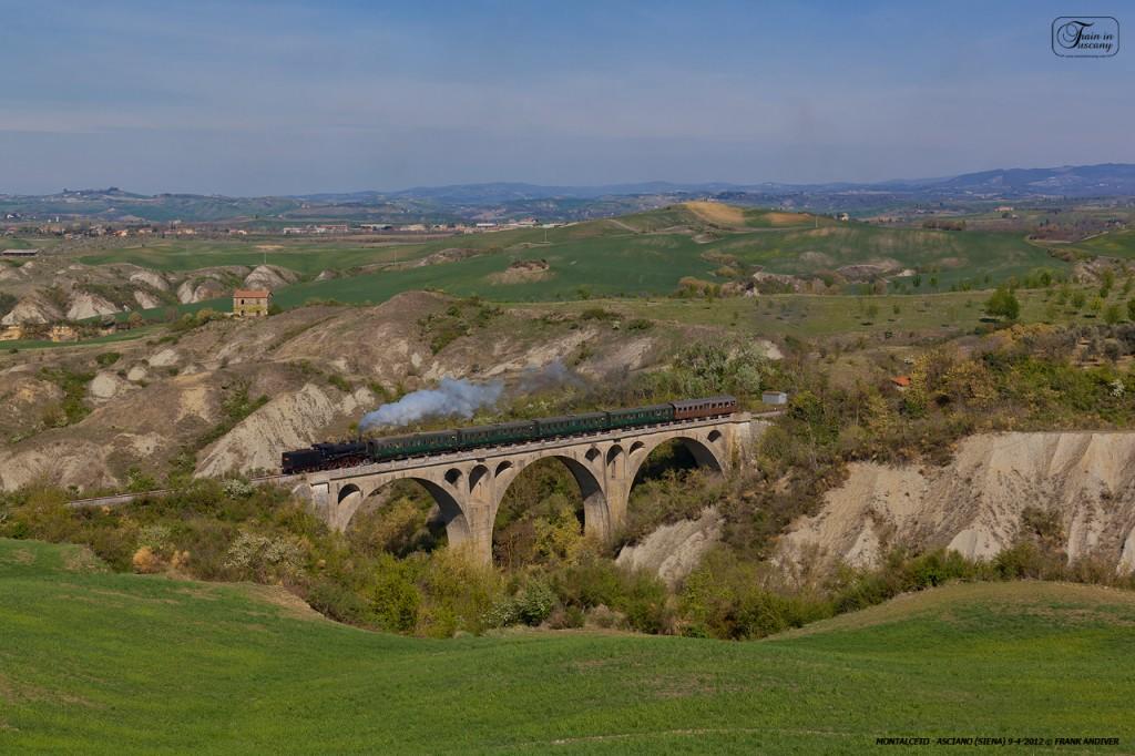 Poggio Pinci - Asciano (Siena)