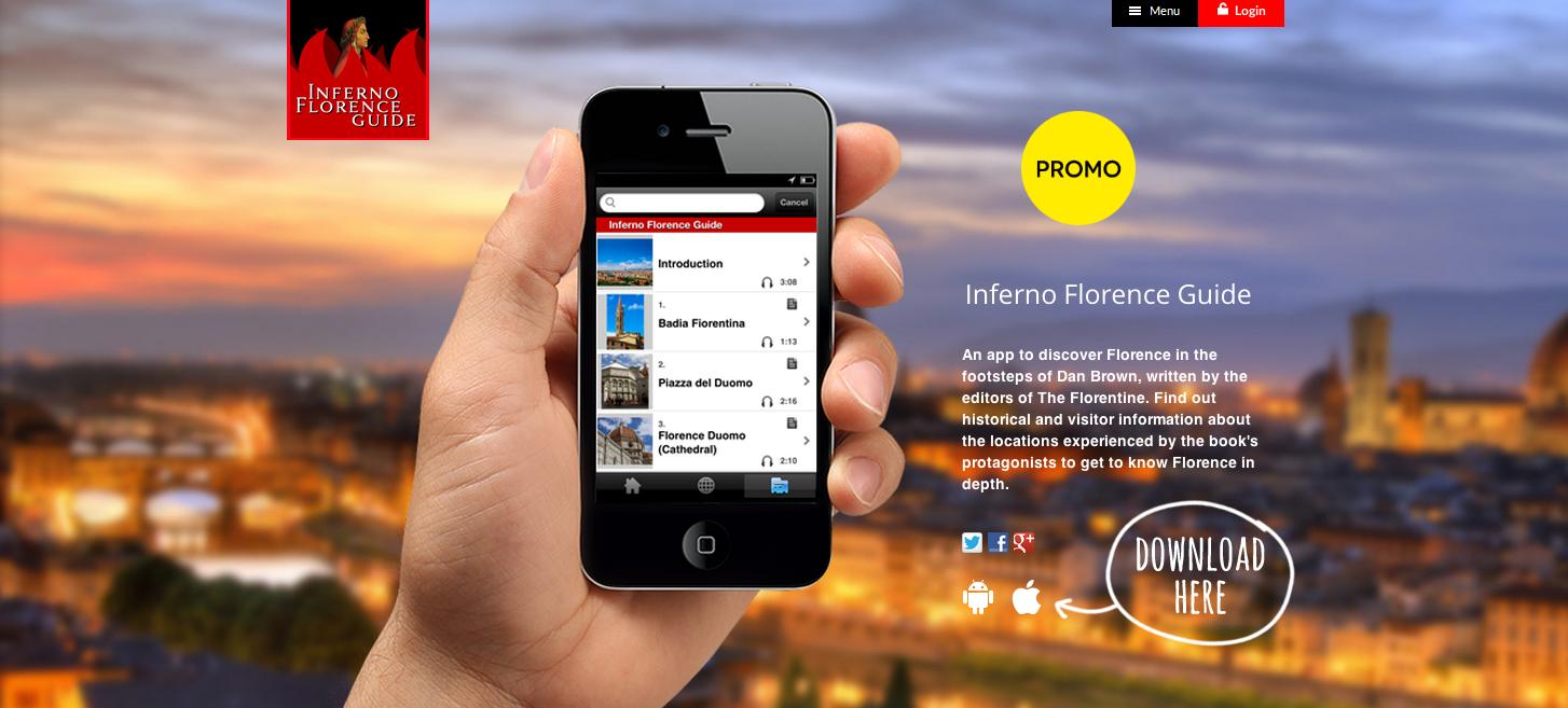 Florence Inferno App