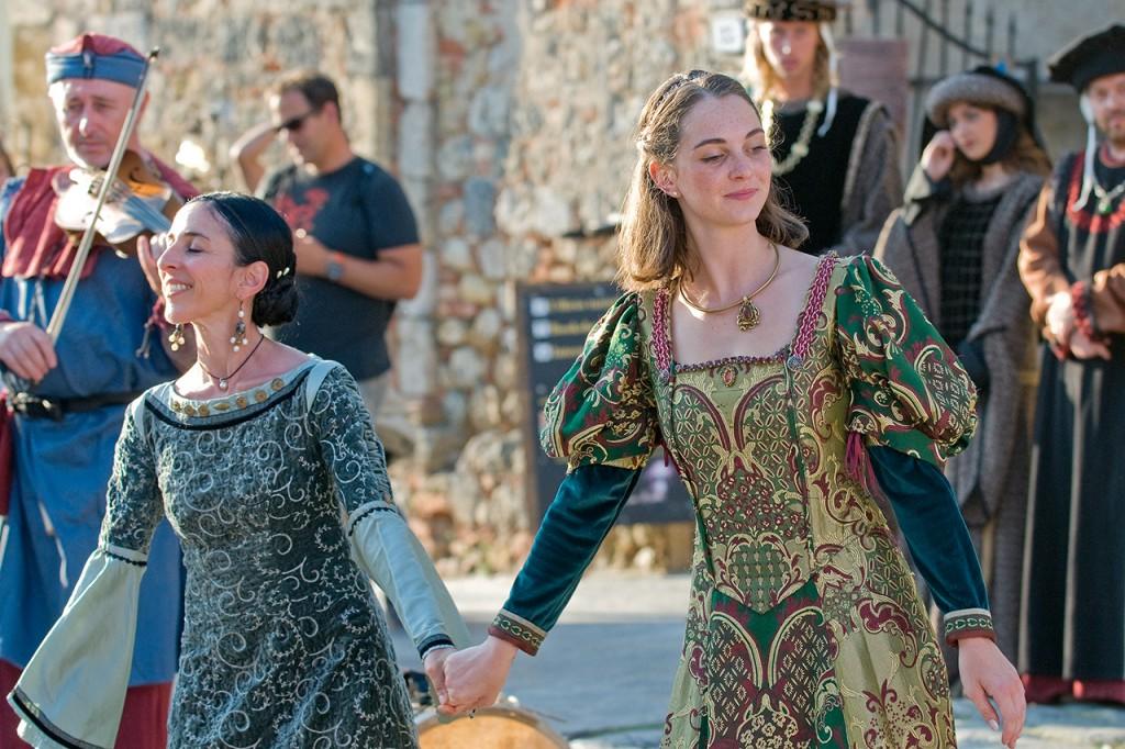 Monteriggioni Medieval Festival