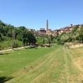Orto de' Pecci Siena Urban trekking