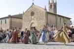 Monteriggioni Medieval Festival Tuscany
