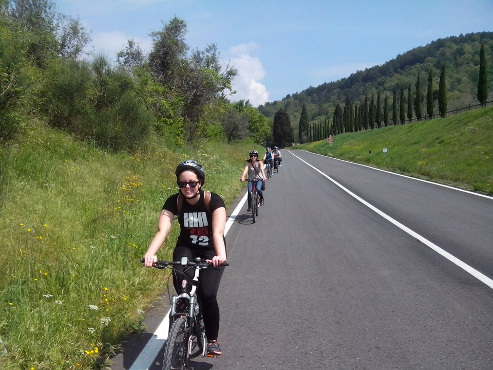 Fiesole and surroundings by bike