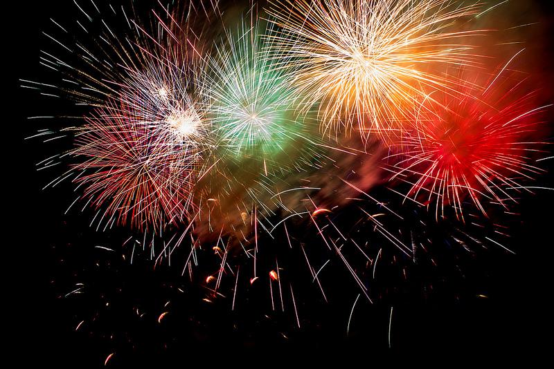 Sant'Ermete fireworks