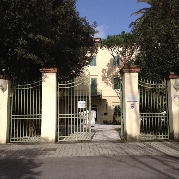 Villa Bertelli