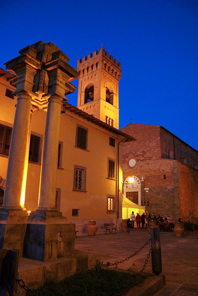 Montecarlo, Toscana