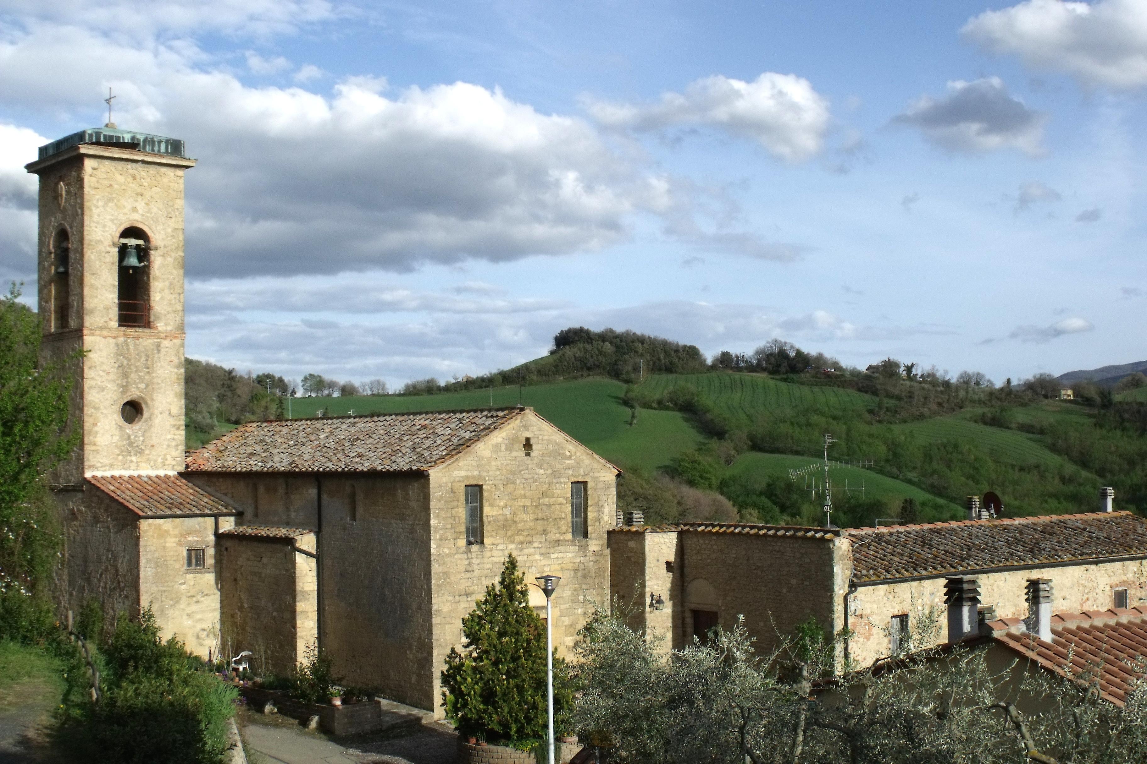 Pomarance, Tuscany