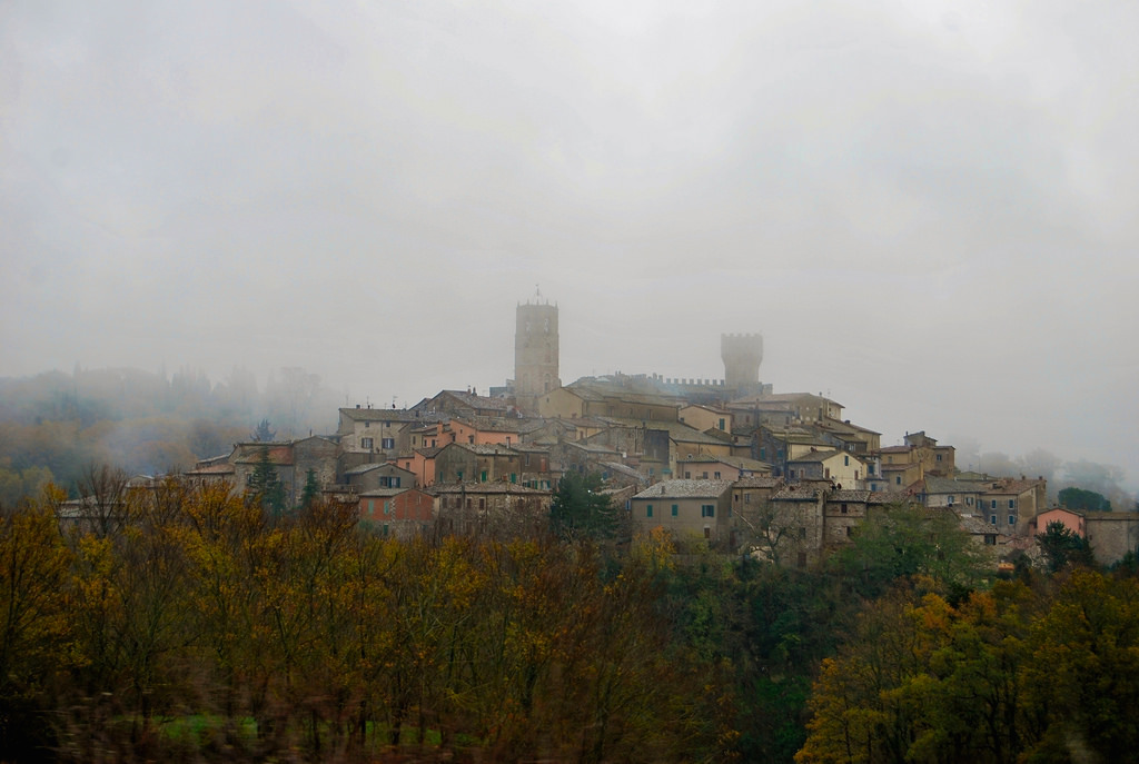 San Casciano dei Bagni, Tuscany