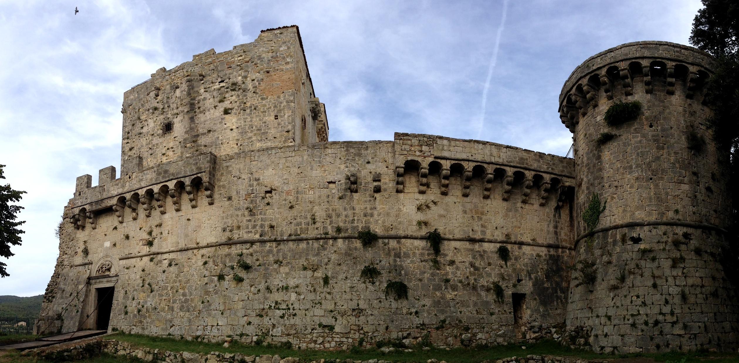 Sarteano, Tuscany