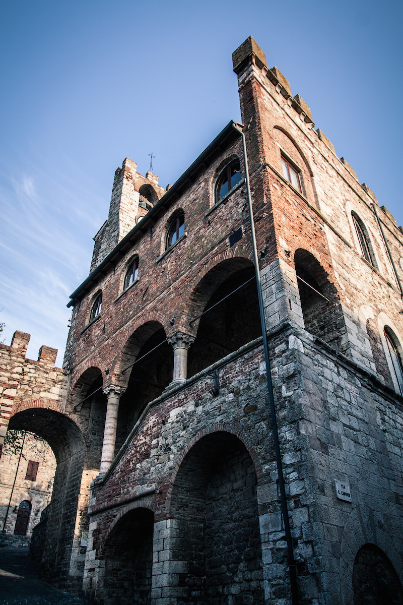 Suvereto, Tuscany