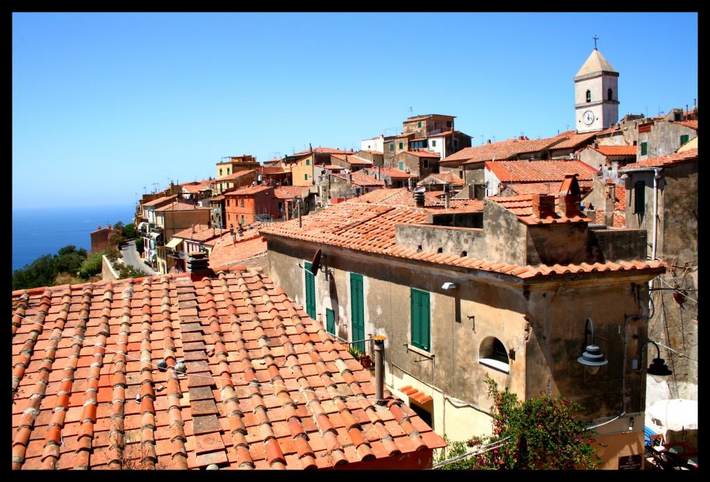The hamlet of Capoliveri