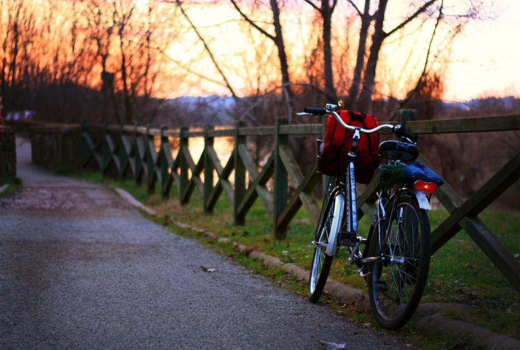 Bike in Tuscany