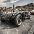 Cars in Florence