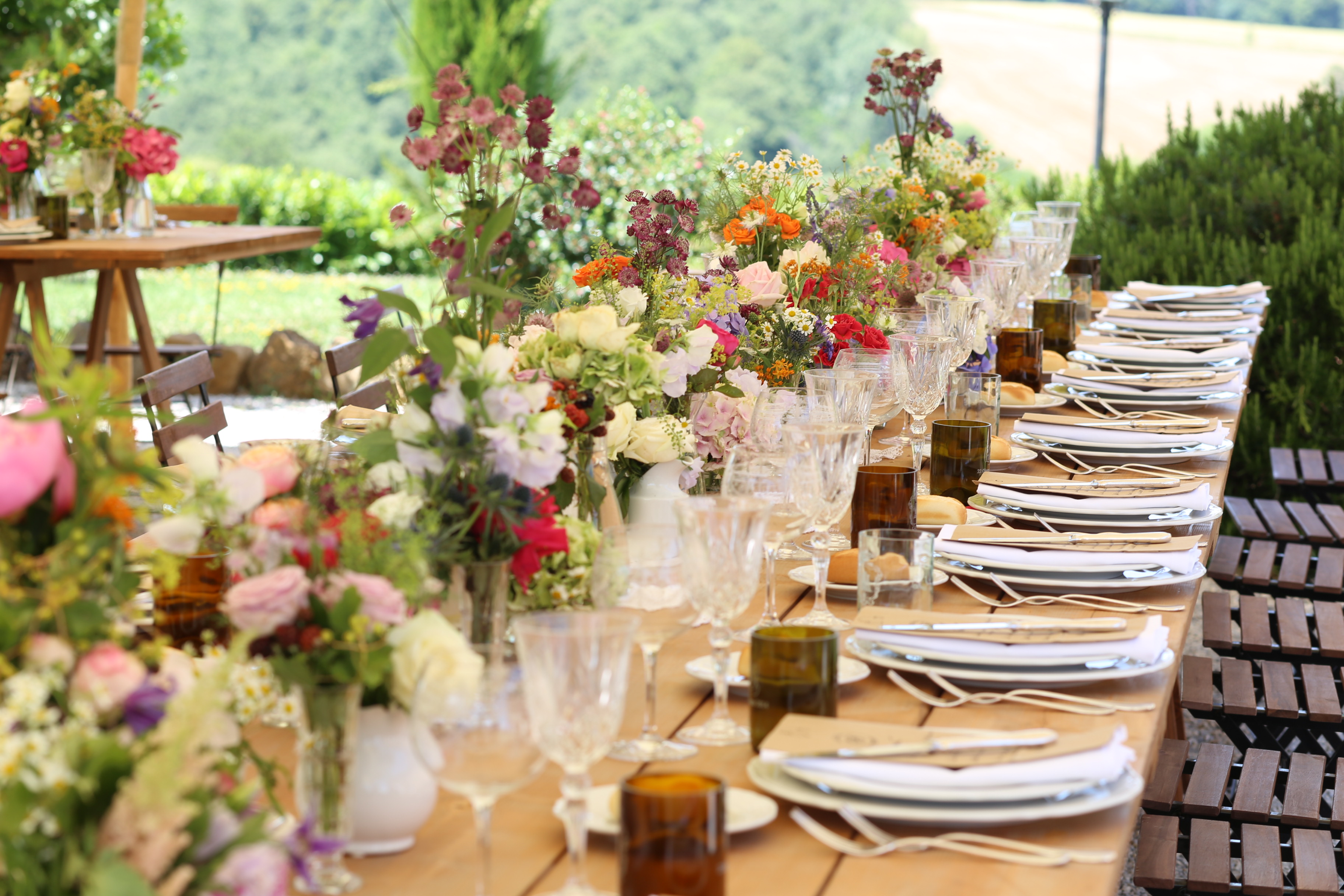 ... Wedding lunch in Tuscany & Tuscany: perfect setting for photo shootings | Visit Tuscany