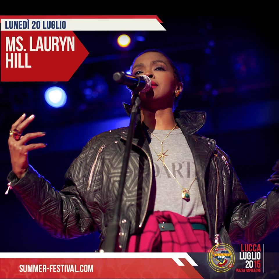 lauryn-hill-lucca-summer-festival