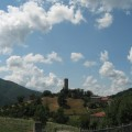 Castle of Comano