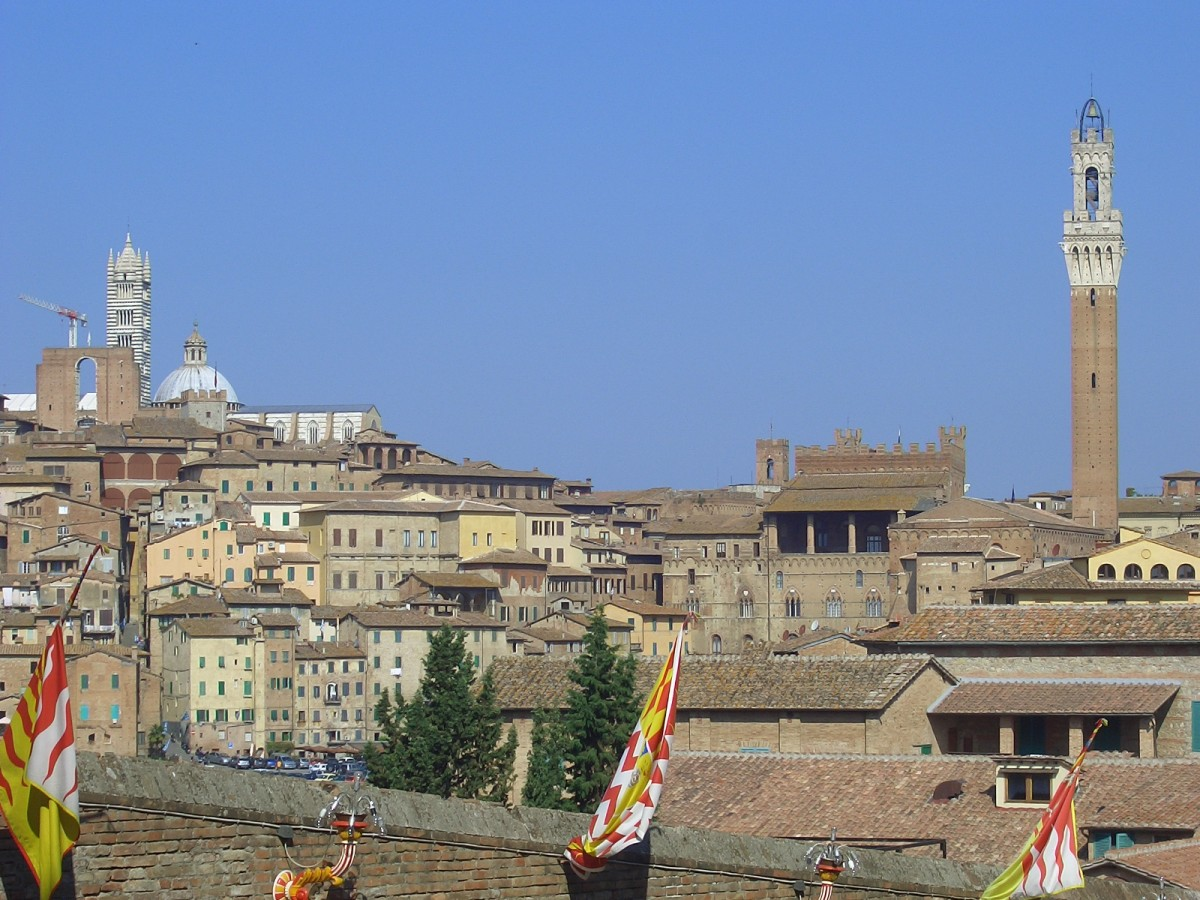 Siena, the city of the Palio