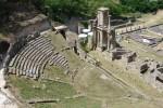 Amphitheatre in Volterra