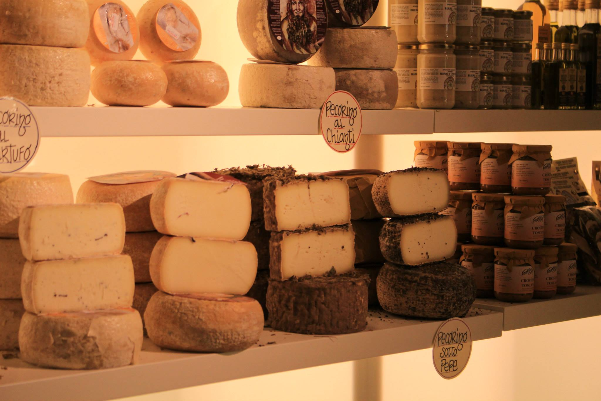 cheeses fuoriexpo tuscany