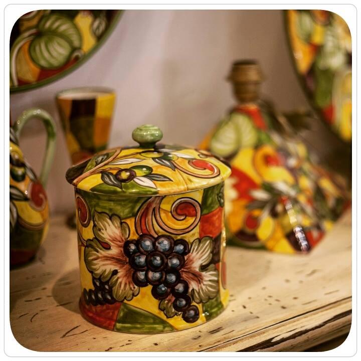 Photo credits: Ceramica Montelupo