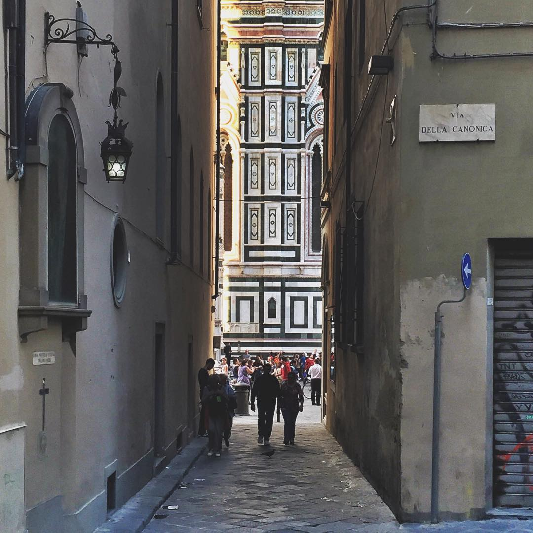 A slice of the Duomo by @marcobadiani #wwim12firenze