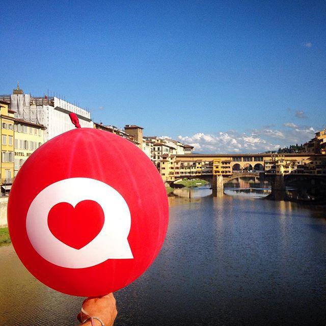Arno river #wwim12 by @tuscanybuzz #wwim12firenze