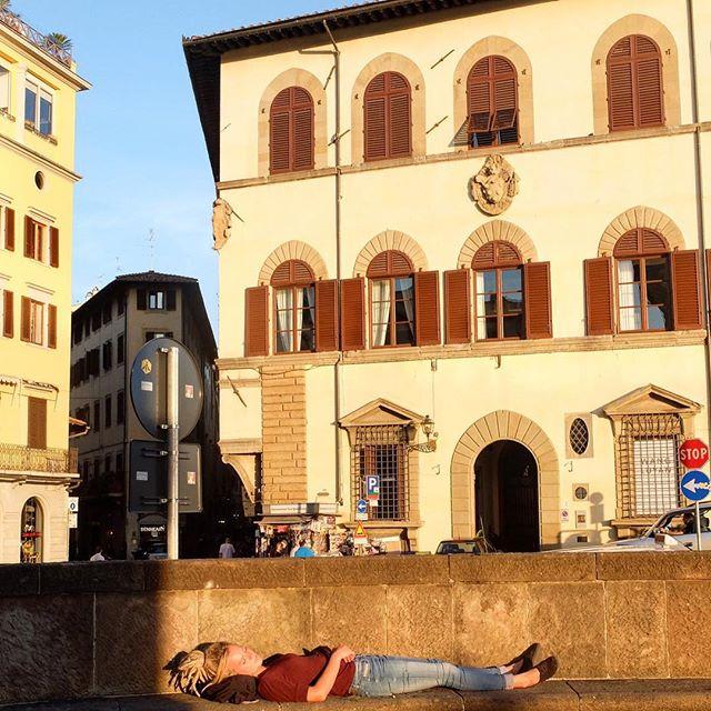 Sleeping beauty in Florence by arttrav #wwim12firenze