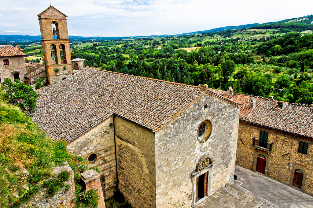 cetona-most-beautiful-villages-in-Tuscany-Italy-church