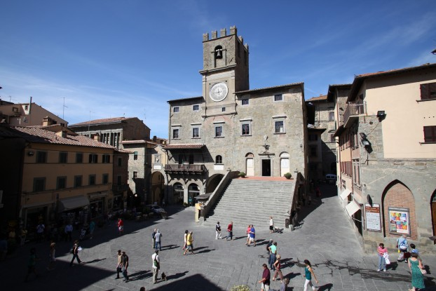 Cortona, Town Hall