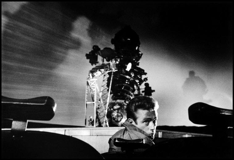 James Dean, 1955 [Photo Credits Dennis Stock / Magnum Photos]