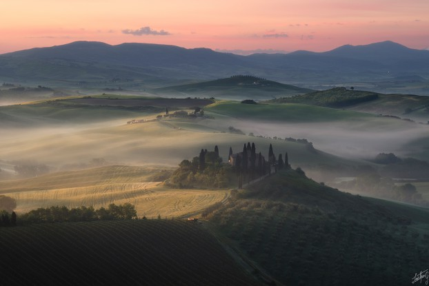 Tuscan-Morning