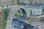 Castruccio Bridge in Popiglio