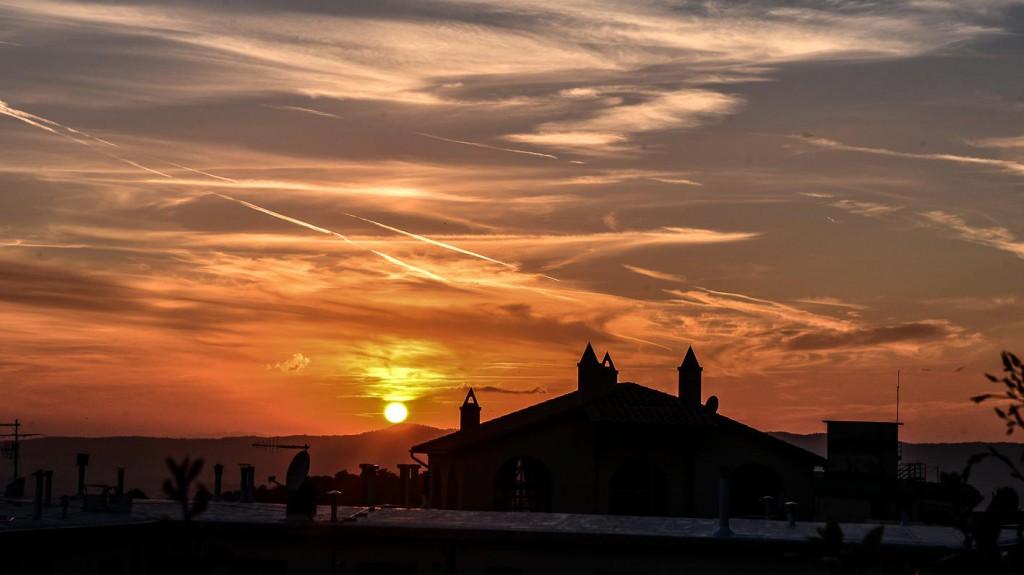 Love's itinerary in Manciano