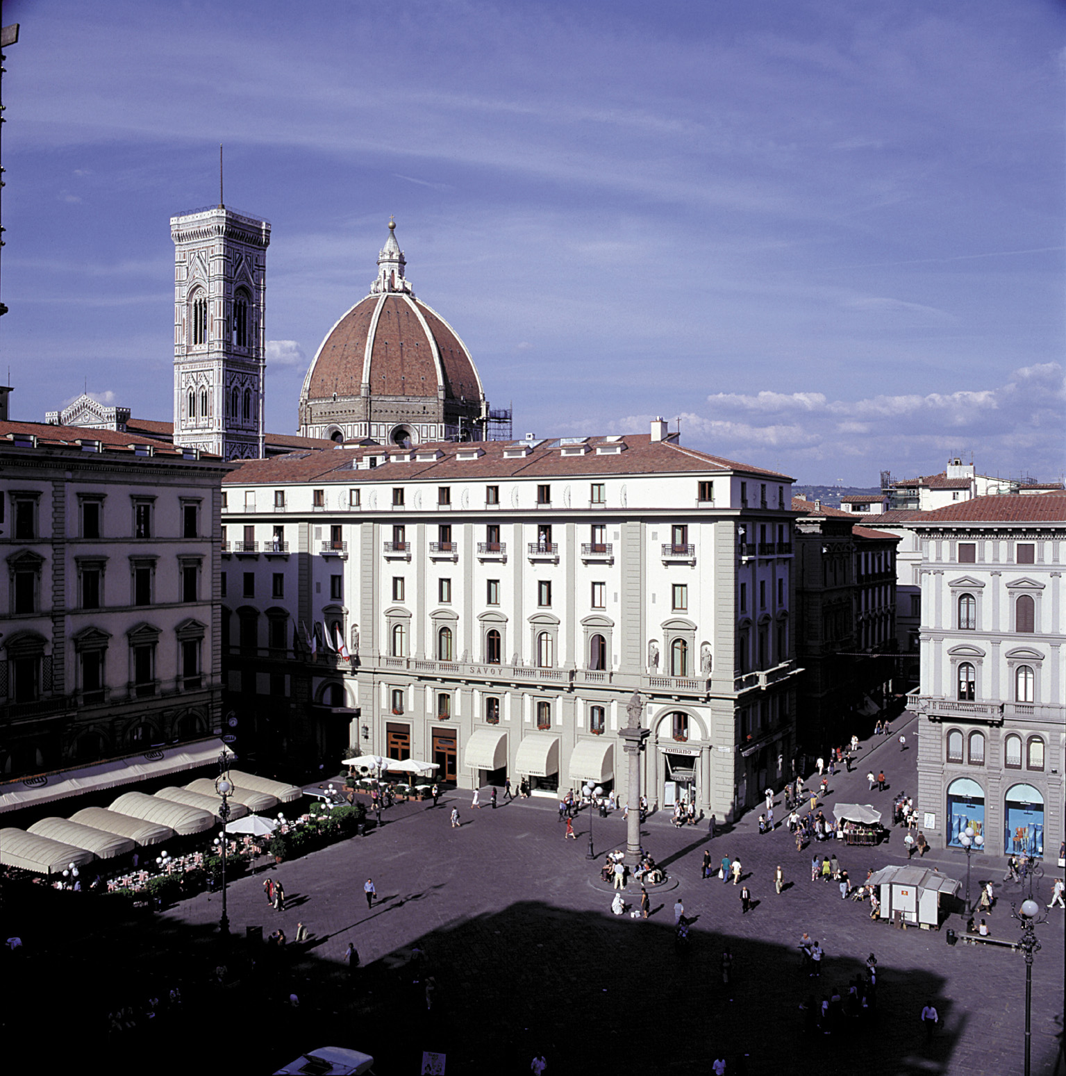 Hotel Savoy, Firenze - Piazza della Repubblica