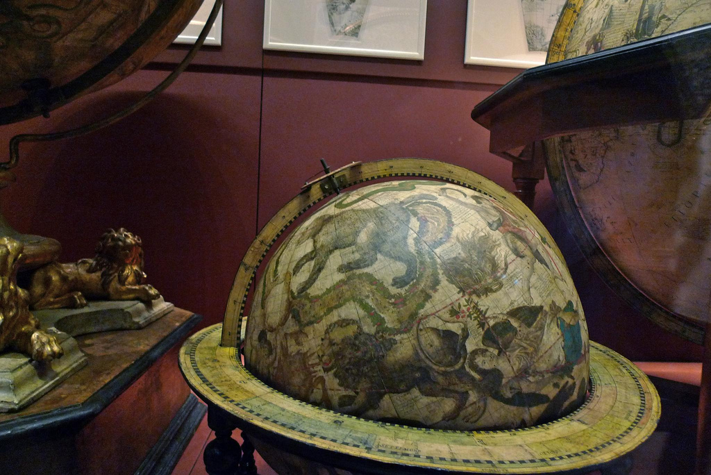 Museo Galileo, Firenze - [Photo Credits: Darren and Brad http://bit.ly/10tNVpU]