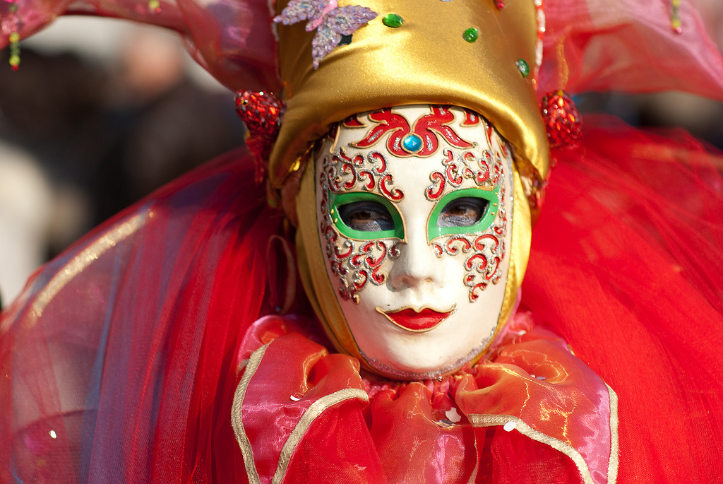 La magia del Carnevale in Toscana [Photo Credits: Davide 78 bit.ly/UUmenG]